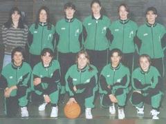 Equipo femenino años 90